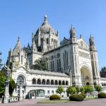 La cathédrale de Lisieux