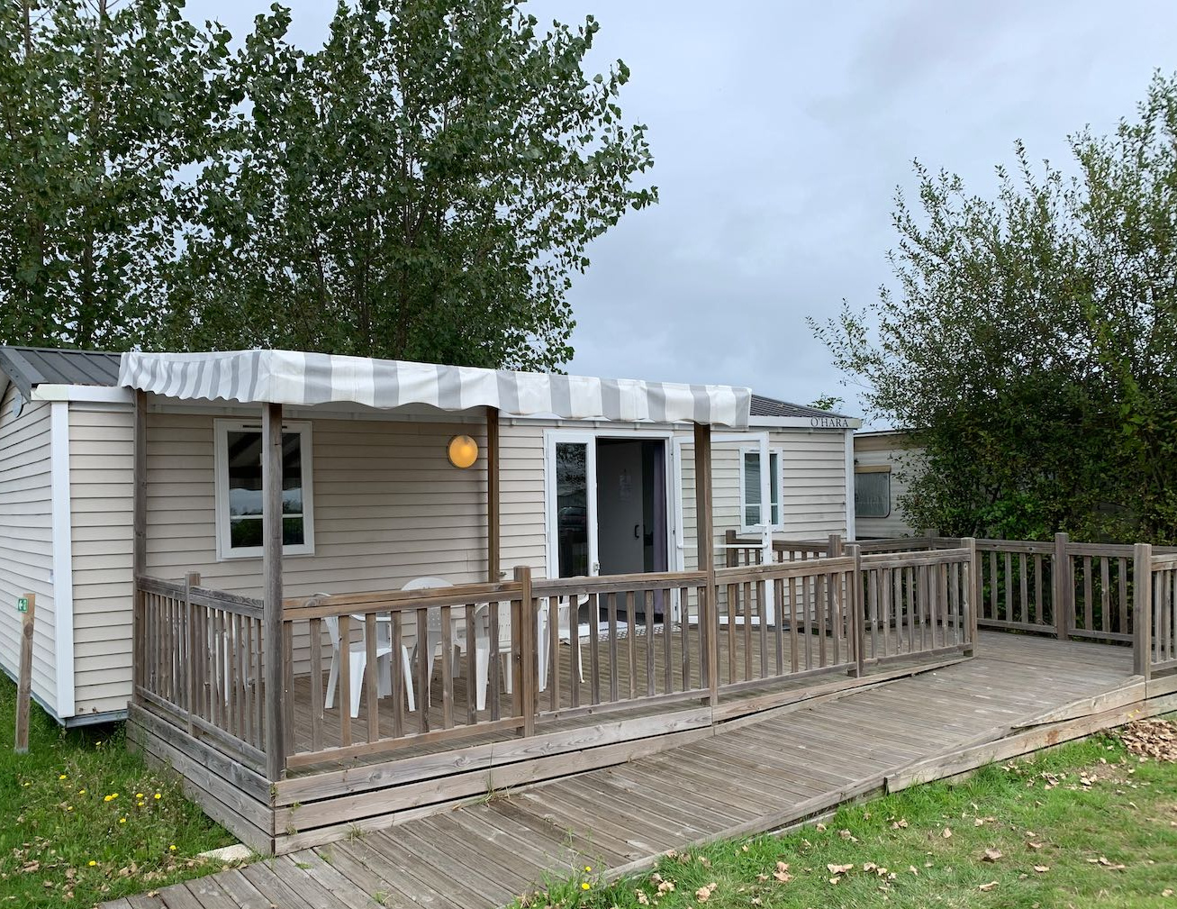 Location de Mobil-Home Deauville