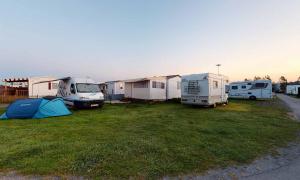 Camper à Cabourg