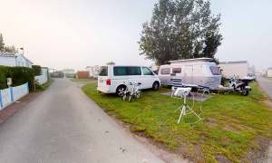 Camping Cote Fleurie Normandie